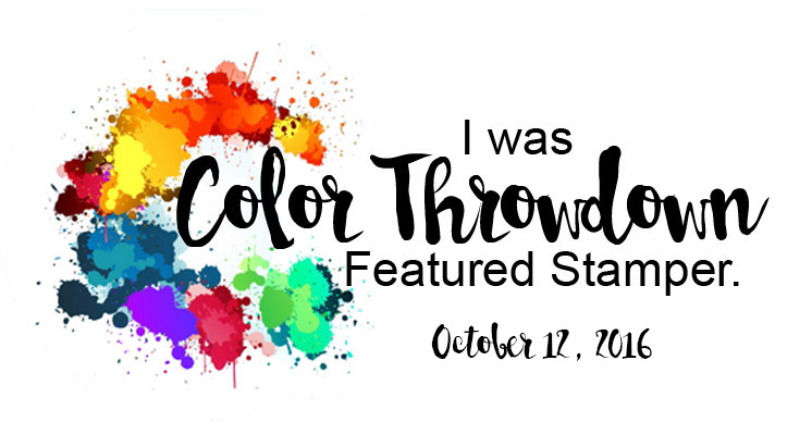 Color Throwdown Guest Stamper