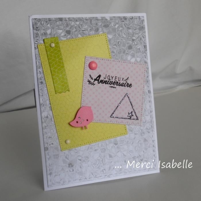 Carte XBd Isabelle - DSCN9980
