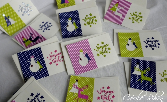 Des Mini-cartes #1