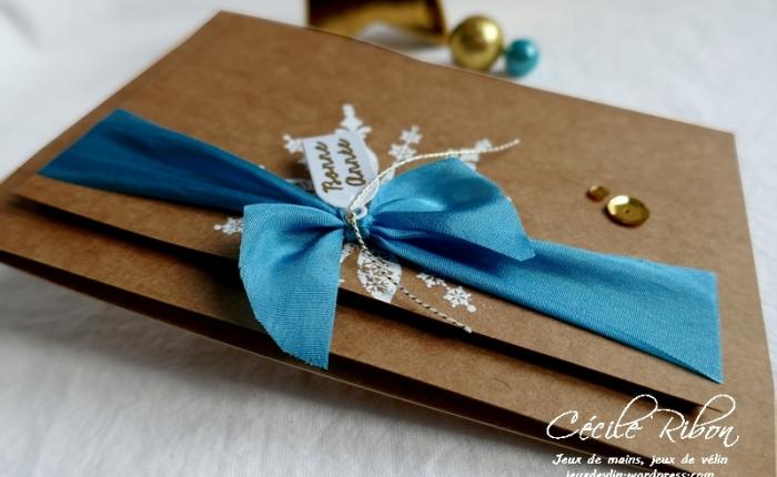 Des vœux en soie #2 – Bleuturquoise.